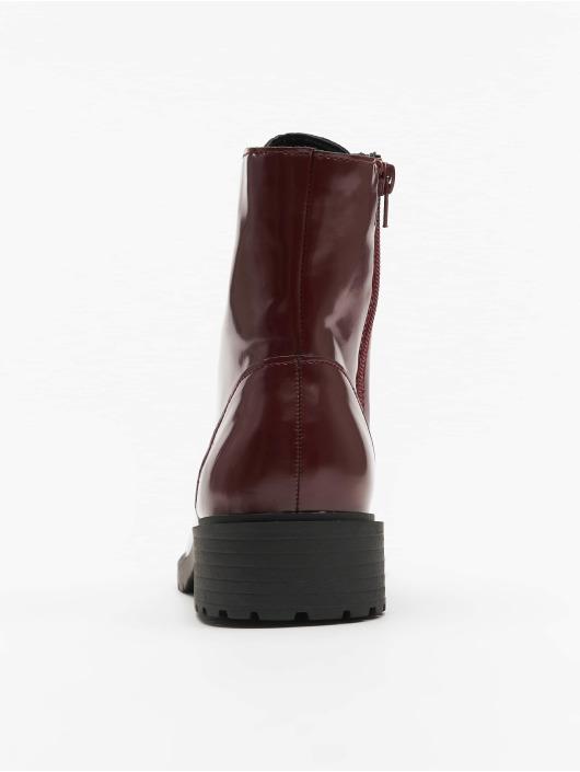 New Look Vapaa-ajan kengät Charles 4 - BX PU Lace Up punainen