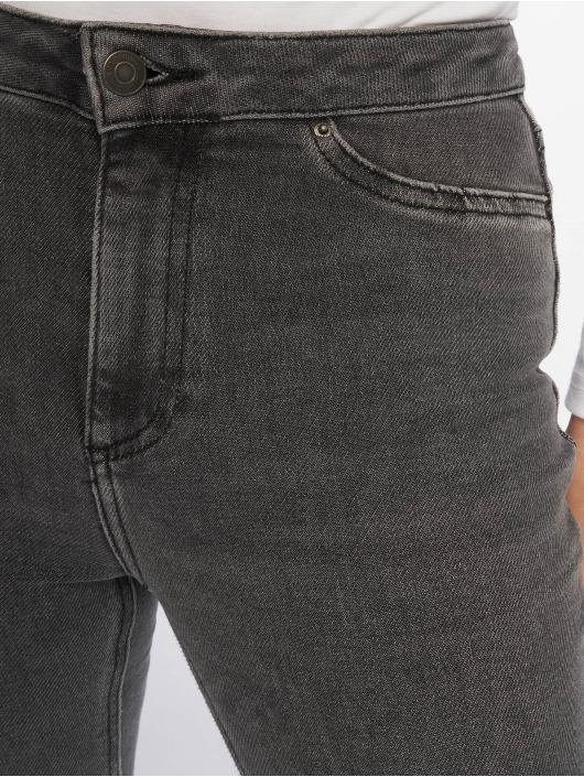 New Look Vaqueros pitillos Vanessa Disco Sooty gris