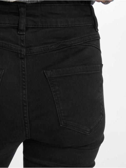 New Look Vaqueros pitillos Lift And Shape negro