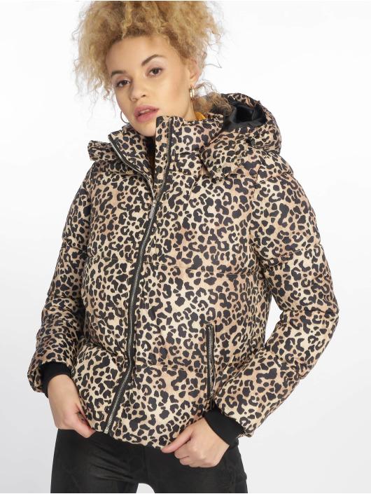 New Look Vattert jakker Animal Print brun