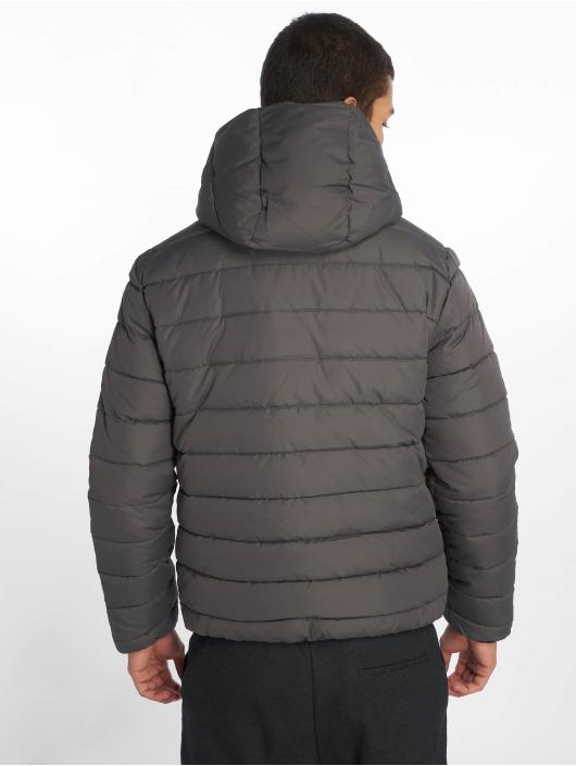 New Look Vattert jakker Entry grå