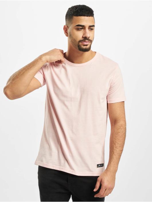 New York Style Футболка Finjas розовый