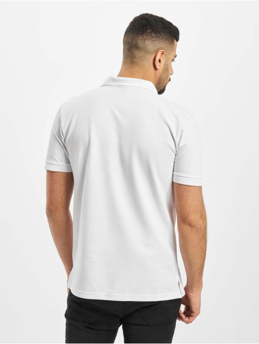 New York Style Poloshirt Ove white