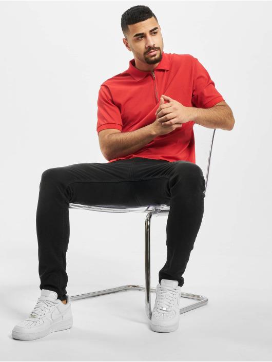 New York Style Poloshirts Pius rød