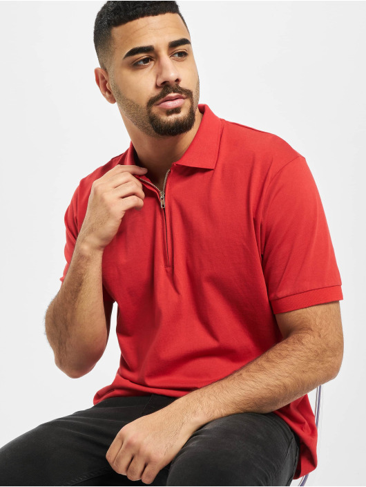 New York Style Poloskjorter Pius red