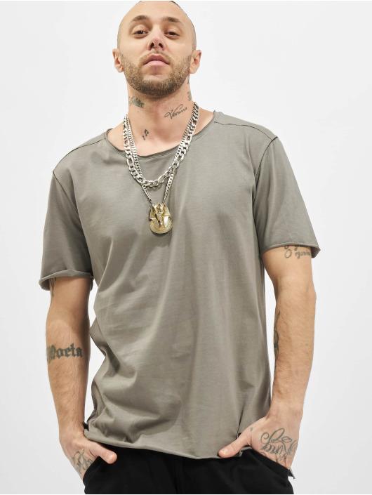 New York Style T-paidat Bodo harmaa
