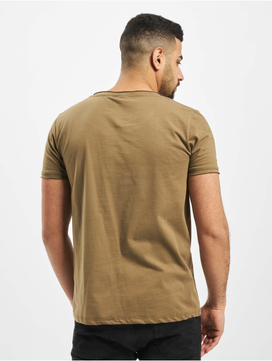 New York Style T-paidat Kolya oliivi