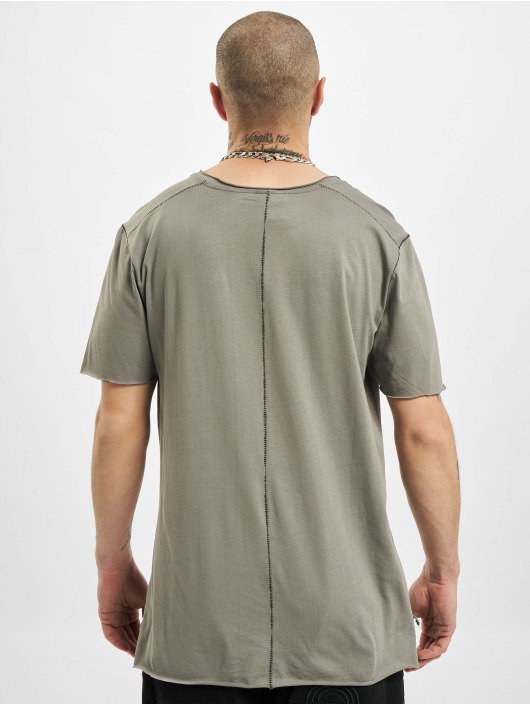 New York Style T-Shirt Bodo grau