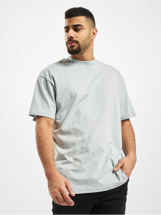 New York Style T-Shirt Idris gray