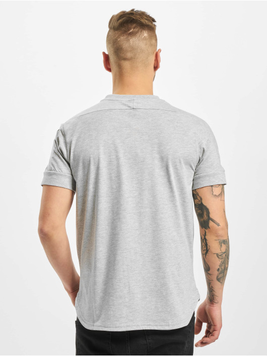 New York Style T-shirt Rondo grigio