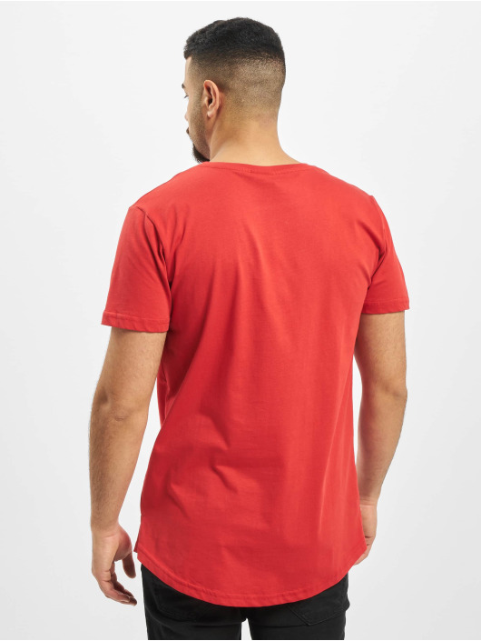 New York Style T-Shirt Pepe red