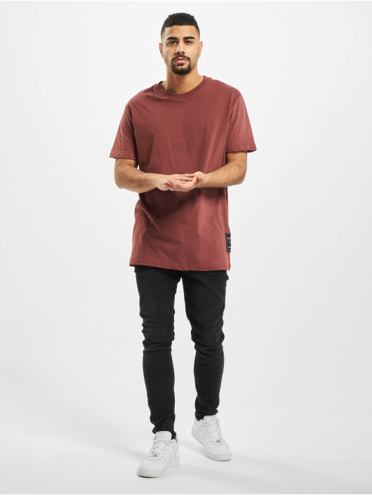 New York Style T-Shirt Leif red