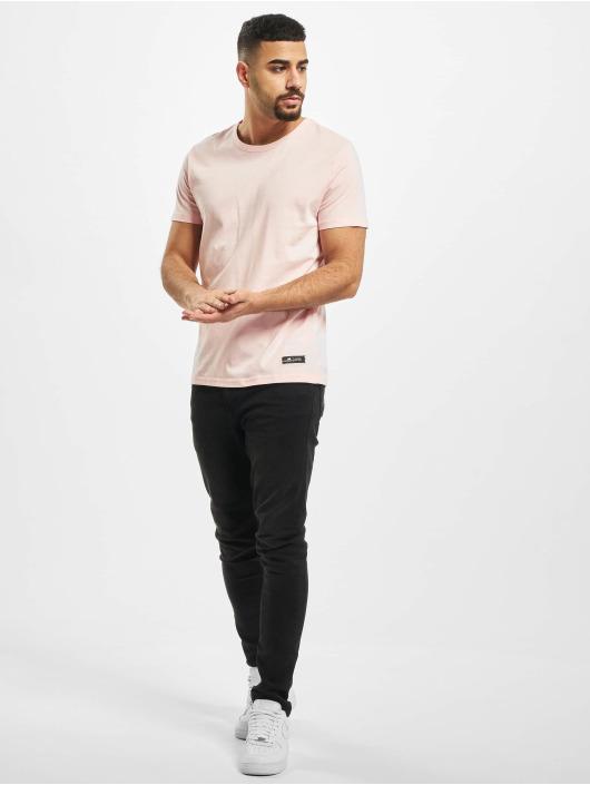 New York Style T-Shirt Finjas rosa