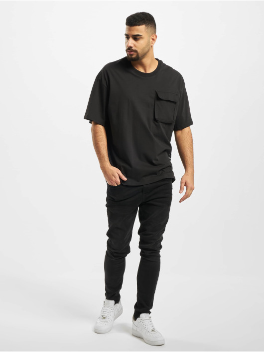 New York Style t-shirt Peer zwart