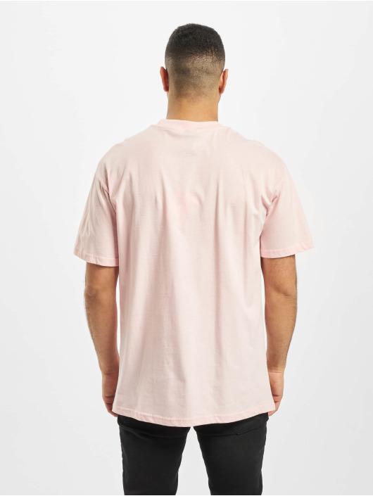 New York Style T-Shirty Idris rózowy