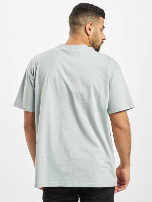 New York Style T-Shirty Idris szary