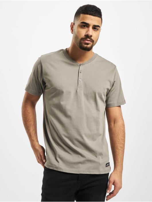 New York Style T-Shirty Alrik szary