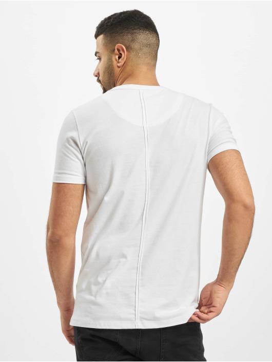 New York Style T-skjorter Colin hvit