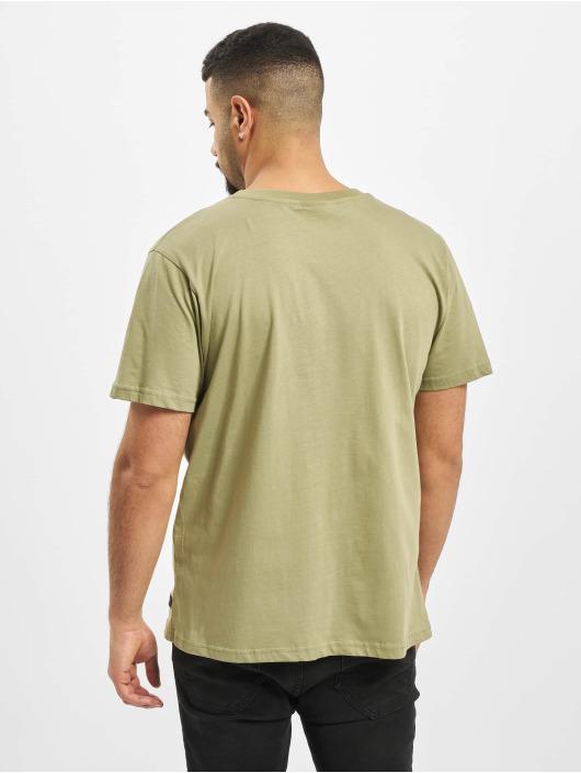 New York Style T-skjorter Juri oliven