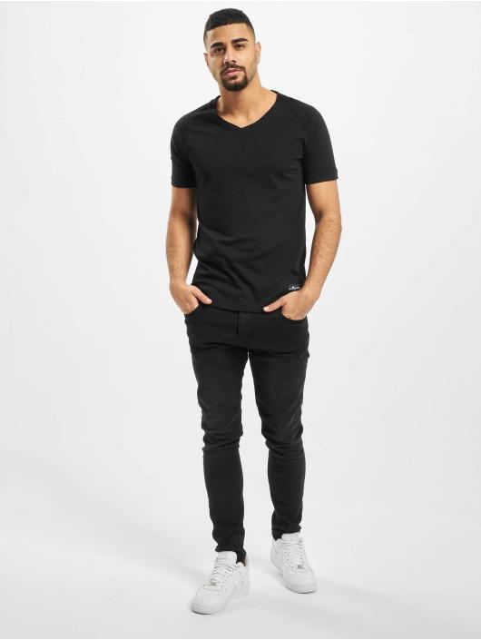 New York Style T-skjorter Avan svart