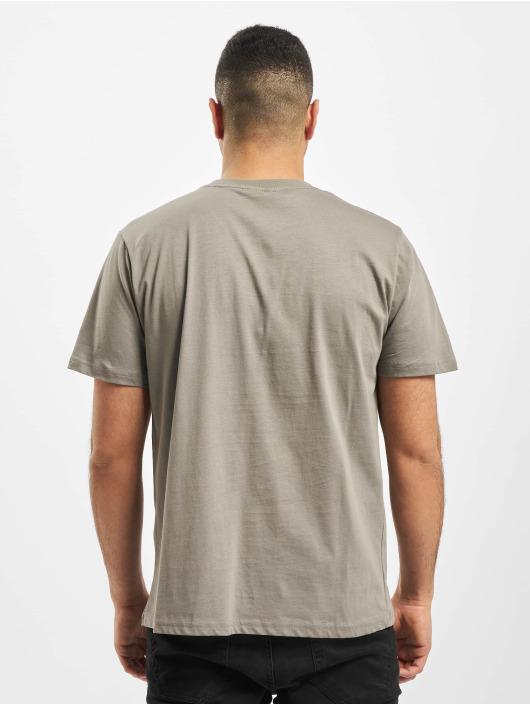 New York Style Tričká Alrik šedá
