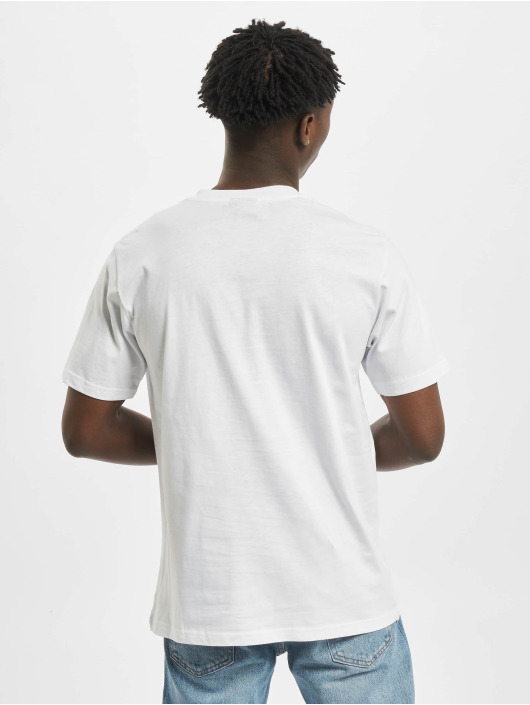 New York Style Tričká Alrik biela