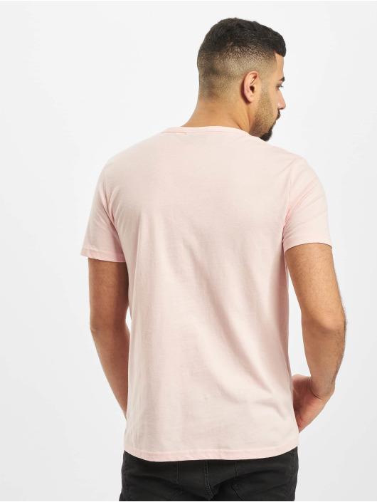 New York Style Tričká Finjas ružová