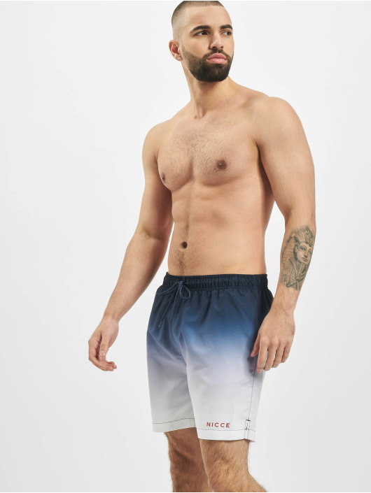 Nicce Badeshorts Ombre blue