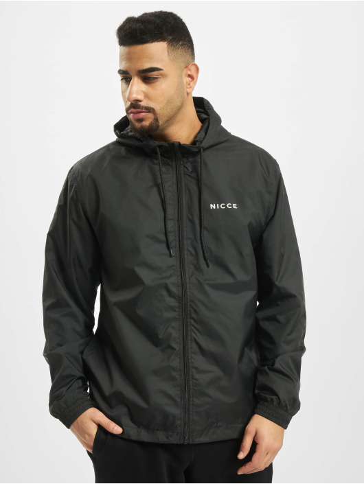 Nicce Lightweight Jacket Core black