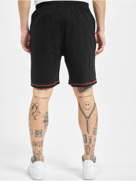 Nicce Shorts Race schwarz