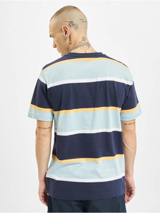 Nicce T-Shirt Pillar blau
