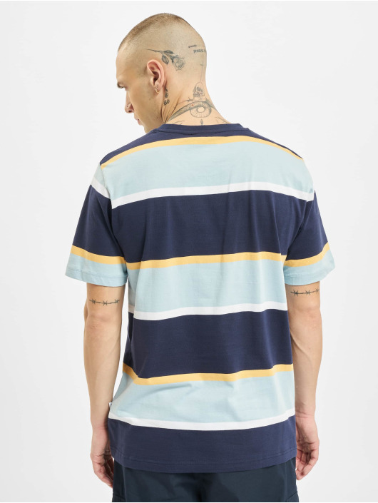 Nicce T-Shirt Pillar blue
