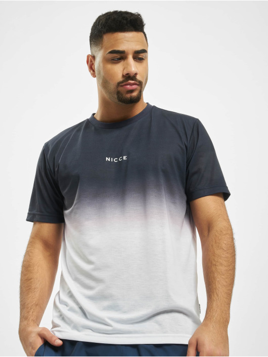 Nicce T-Shirt Fade blue