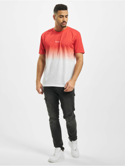 Nicce T-Shirt Fade red