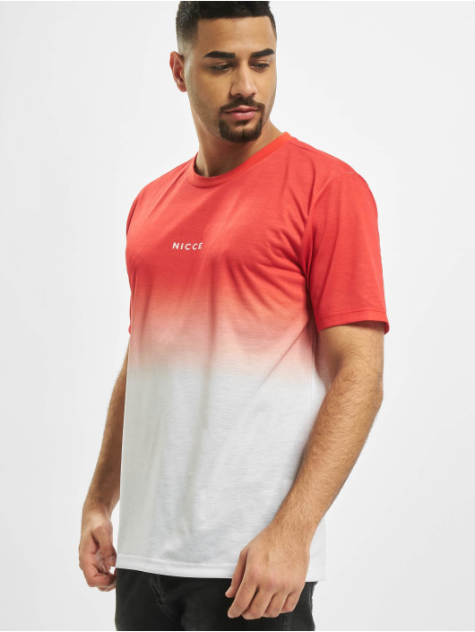 Nicce T-Shirt Fade rot