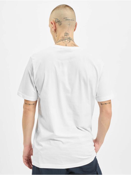 Nicce T-Shirt Mercury white