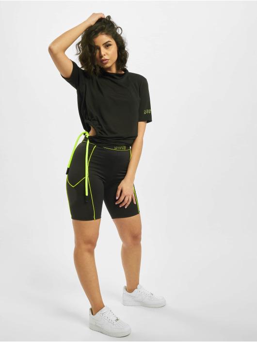 Nicce T-skjorter Genesis svart