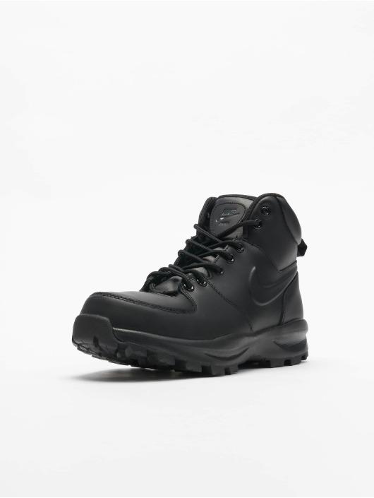 Nike Čižmy/Boots Manoa Leather èierna
