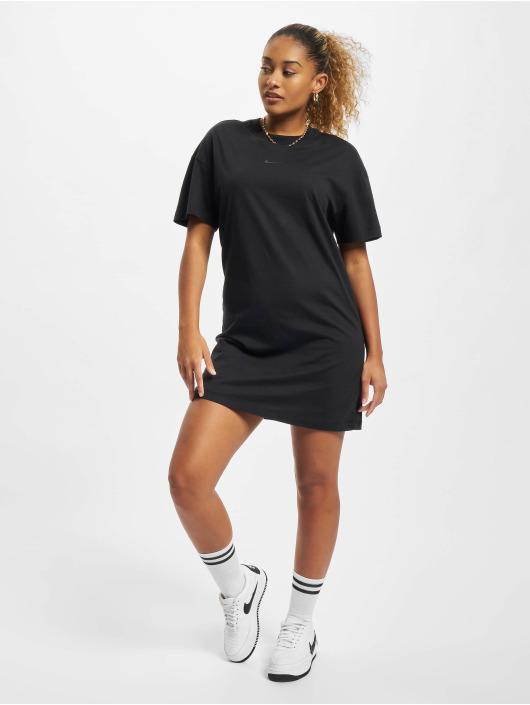Nike Šaty Swoosh èierna