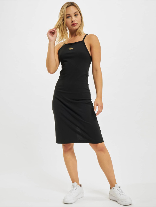 Nike Šaty Femme čern