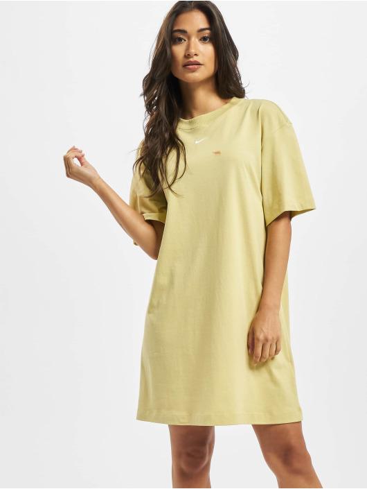 Nike Šaty Essential žltá