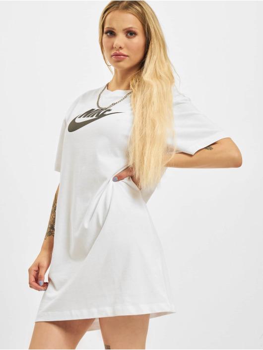Nike Šaty Futura biela