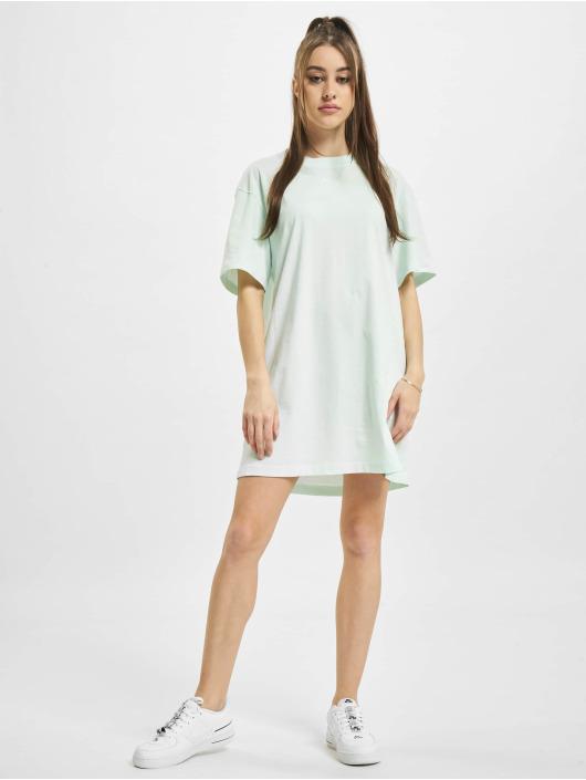 Nike Šaty W Nsw Essntl SS zelená