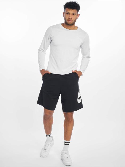 Nike Šortky HE FT Alumni čern