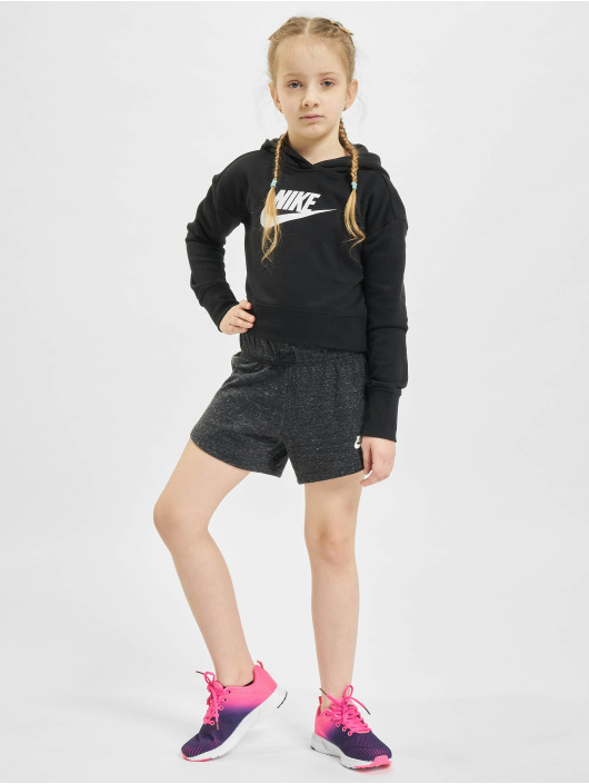 Nike Šortky 4in Jersey čern