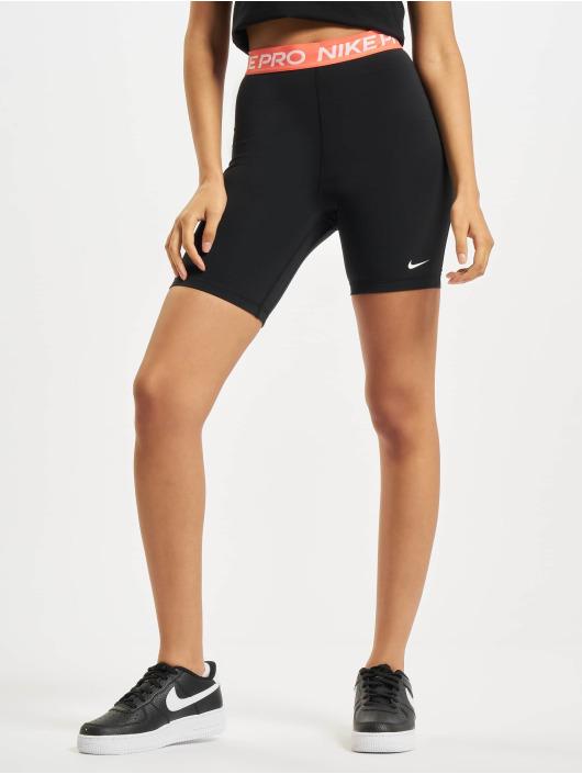 Nike Šortky 365 7in Hi Rise čern