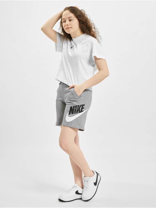 Nike Šortky Club HBR šedá
