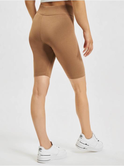 Nike Šortky Biker hnědý
