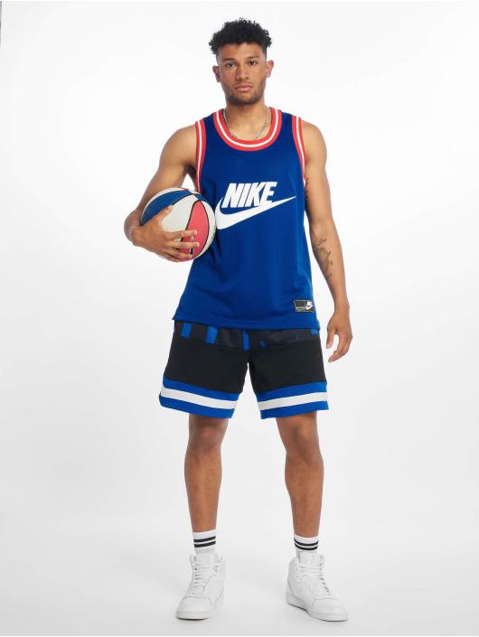 Nike Šortky Air Mesh modrá