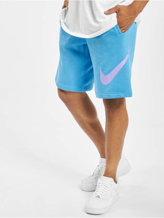 Nike Šortky Club EXP BB Shorts modrá